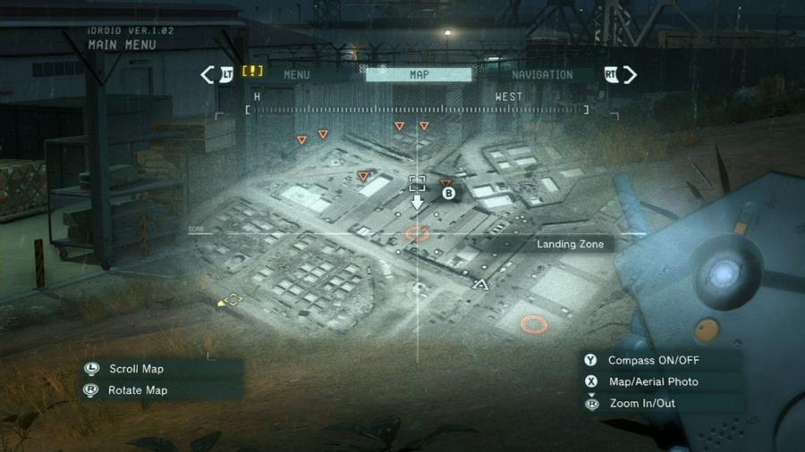 Metal Gear Solid V - Ground Zeroes Screenshot 2