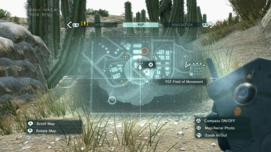 Metal Gear Solid V - Ground Zeroes Screenshot 5