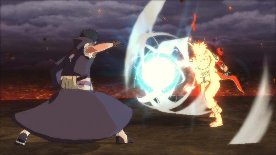Naruto Shippuden Ultimate Ninja Storm - Revolution Screenshot 3