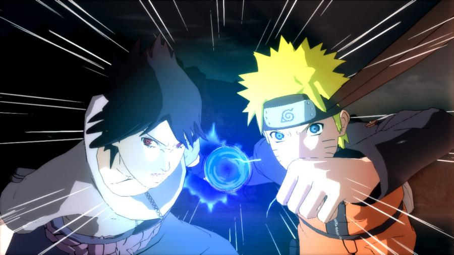 Naruto Shippuden Ultimate Ninja Storm - Revolution Screenshot 1