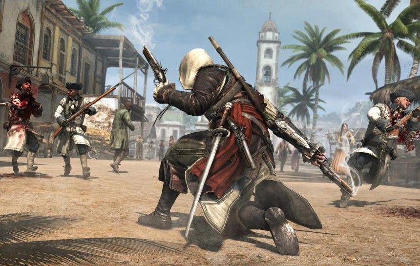 Assassin's Creed - The American Saga Screenshot 1