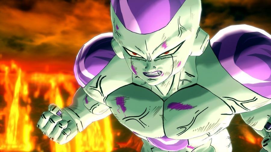 Dragon Ball Xenoverse Screenshot 3