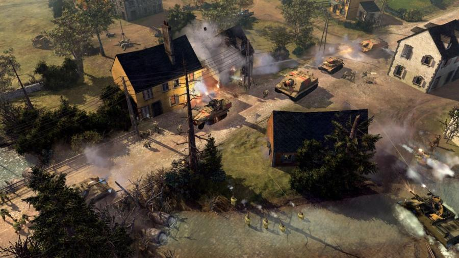 Company of Heroes 2 (WFA) - Oberkommando West Screenshot 6