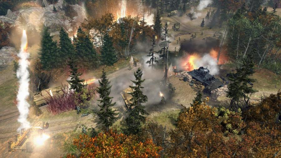 Company of Heroes 2 (WFA) - Oberkommando West Screenshot 1