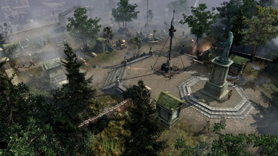 Company of Heroes 2 (WFA) - Oberkommando West Screenshot 2