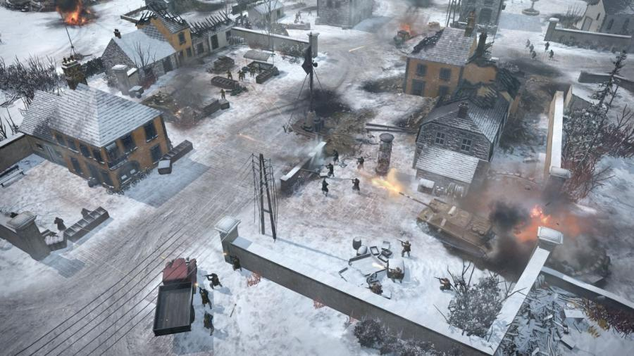 Company of Heroes 2 (WFA) - Oberkommando West Screenshot 8