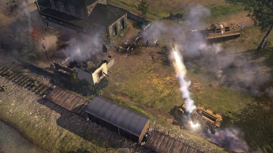 Company of Heroes 2 (WFA) - Oberkommando West Screenshot 7