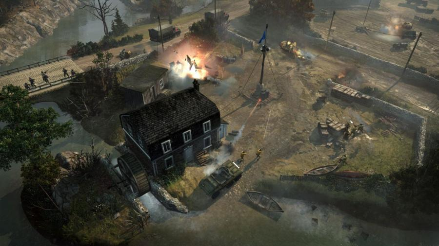 Company of Heroes 2 (WFA) - Oberkommando West Screenshot 5
