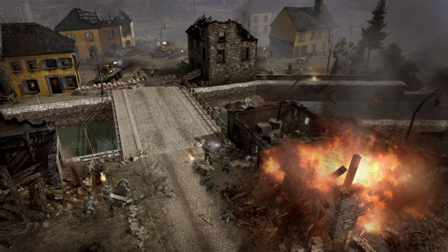 Company of Heroes 2 (WFA) - Oberkommando West Screenshot 3