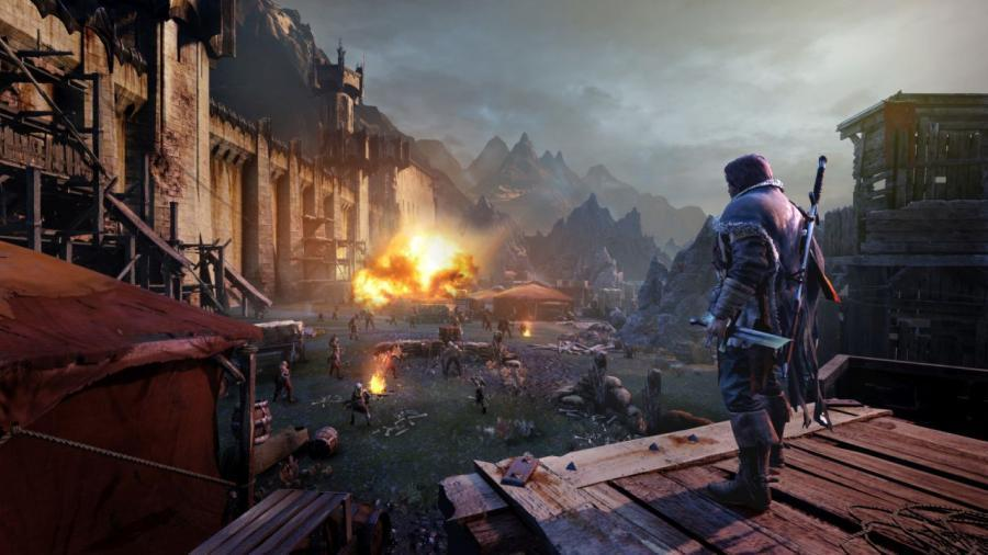 Middle-Earth Shadow of Mordor - Premium Edition Screenshot 1