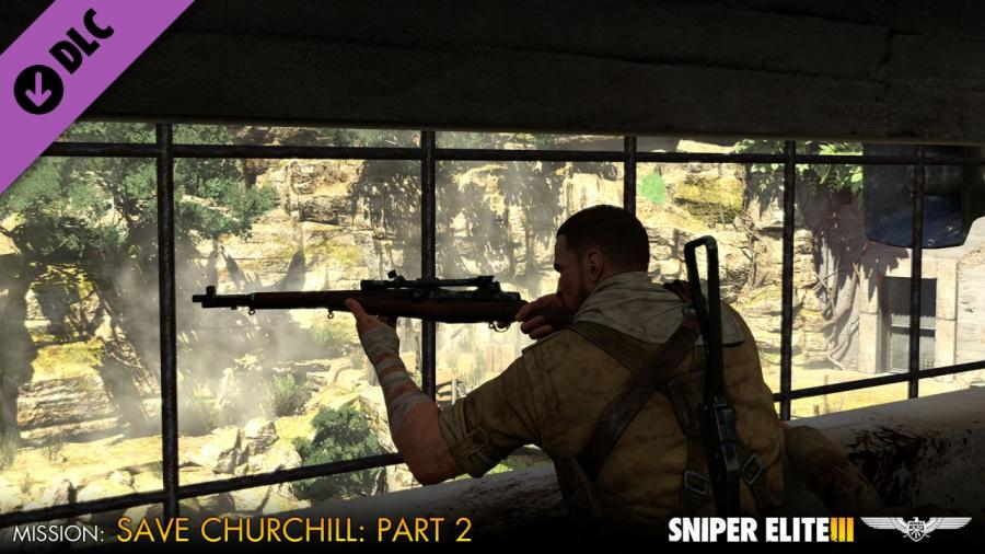 Sniper Elite 3 - Save Churchill Part 2: Belly of the Beast (DLC