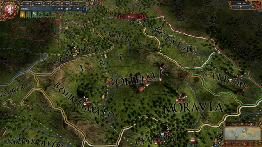 Europa Universalis IV - Art of War (Addon) Screenshot 5