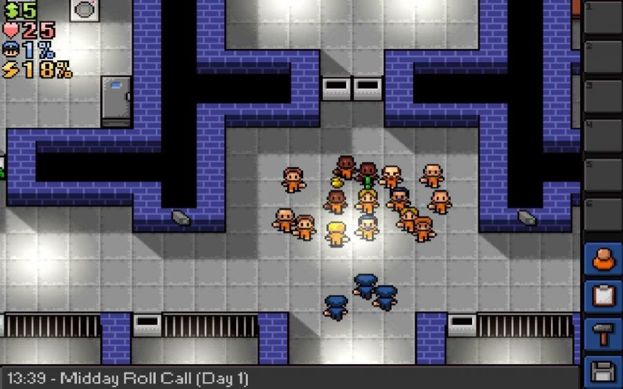 The Escapists - Steam Gift Key Screenshot 1