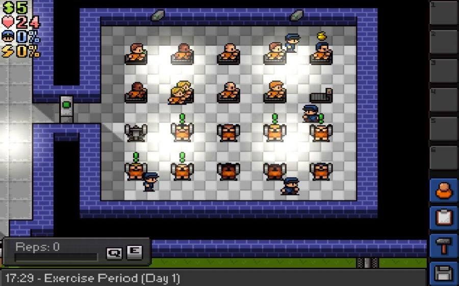 The Escapists - Steam Gift Key Screenshot 3