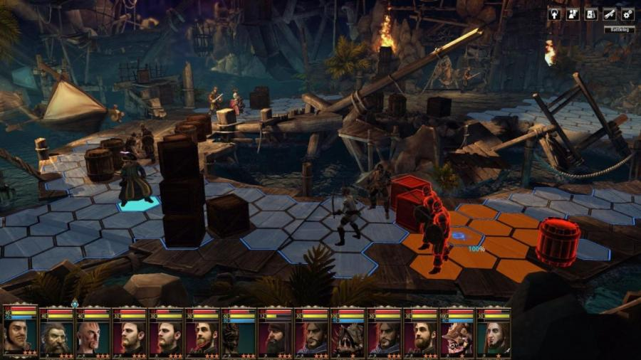 Blackguards 2 Screenshot 2