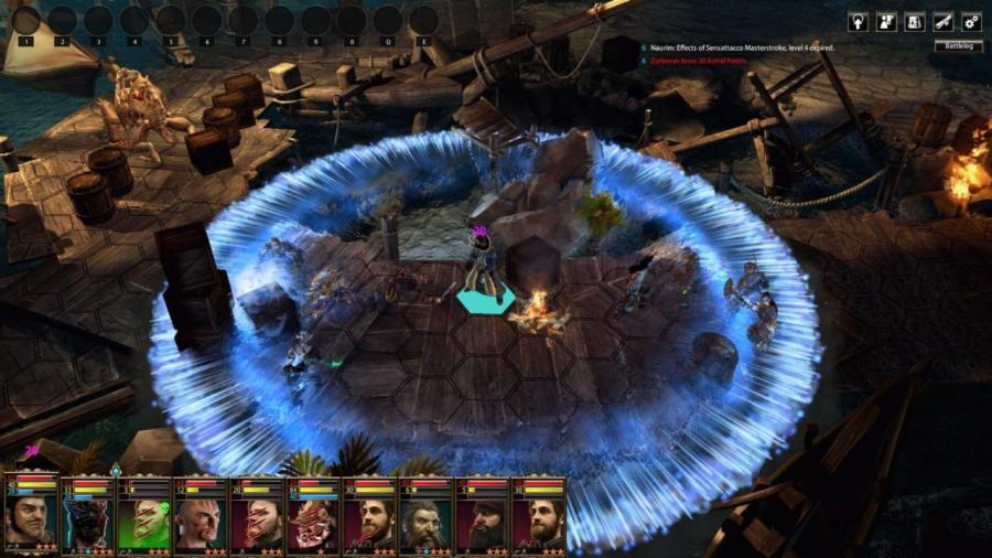 Blackguards 2 Screenshot 1