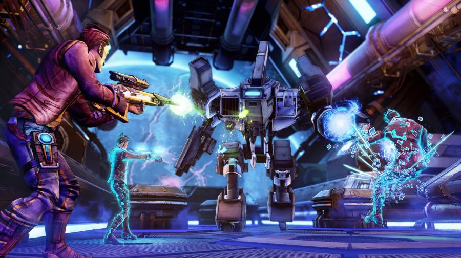 Borderlands The Pre-Sequel - Handsome Jack Doppelganger Pack Screenshot 3