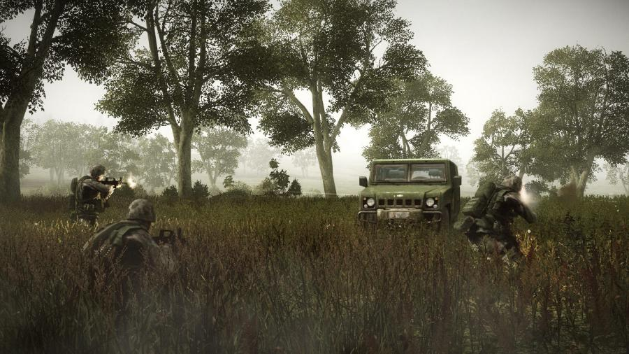 Operation Flashpoint - Dragon Rising Screenshot 8