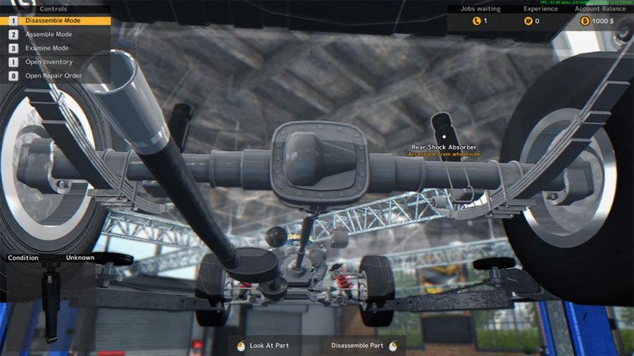 Car Mechanic Simulator 2015 Screenshot 4