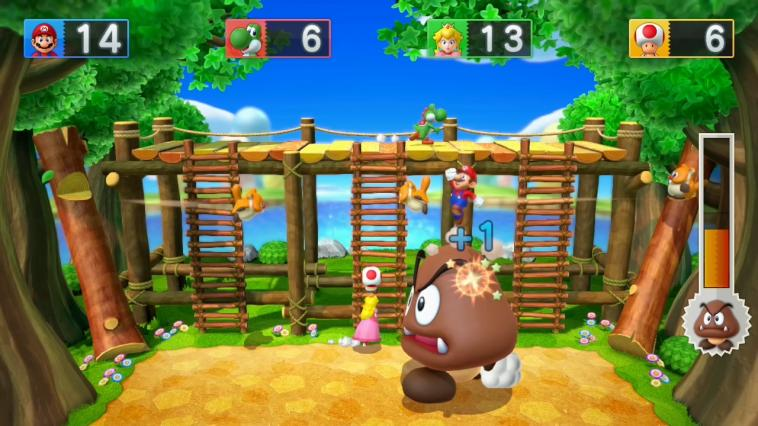 Mario Party 10 - Wii U Download EU Code Screenshot 2