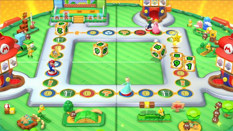 Mario Party 10 - Wii U Download EU Code Screenshot 8