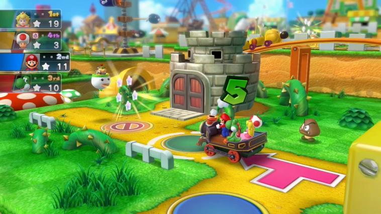 Mario Party 10 - Wii U Download EU Code Screenshot 1