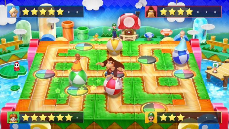 Mario Party 10 - Wii U Download EU Code Screenshot 5