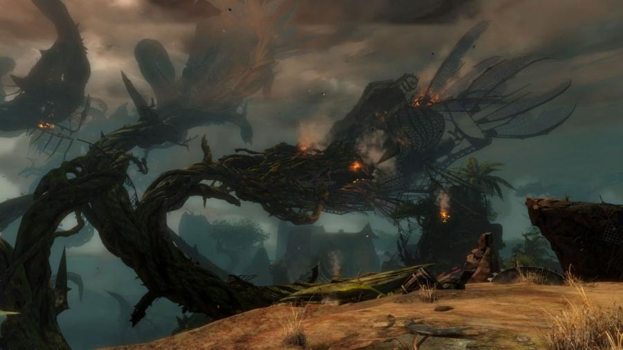 Guild Wars 2 - Heart of Thorns (Addon) Screenshot 1