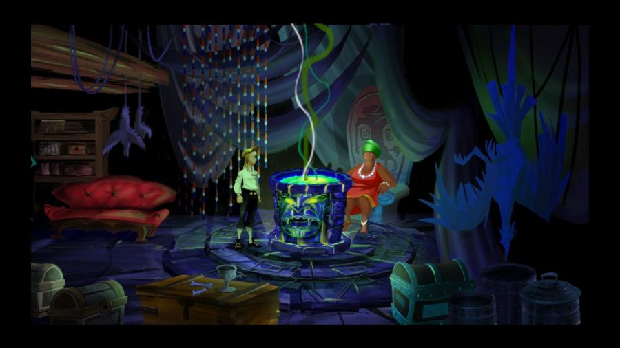 The Secret of Monkey Island - Special Edition Screenshot 6