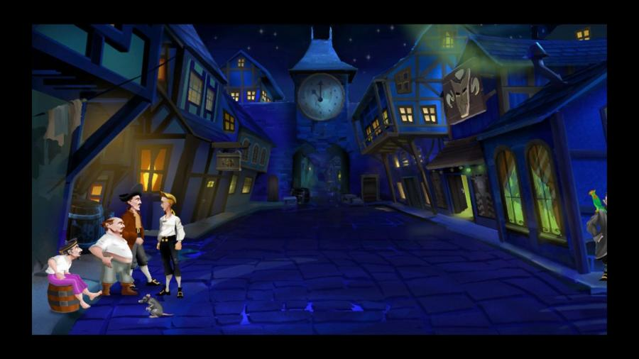 The Secret of Monkey Island - Special Edition Screenshot 1