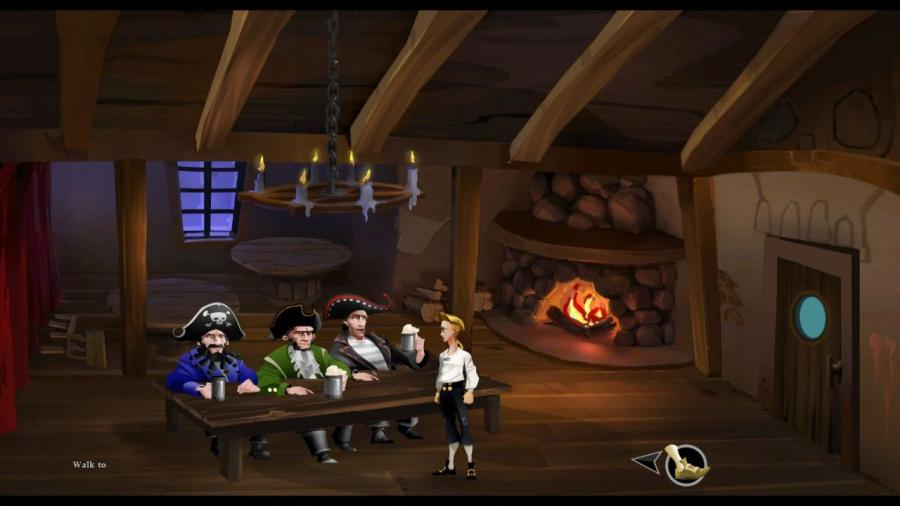 The Secret of Monkey Island - Special Edition Screenshot 7