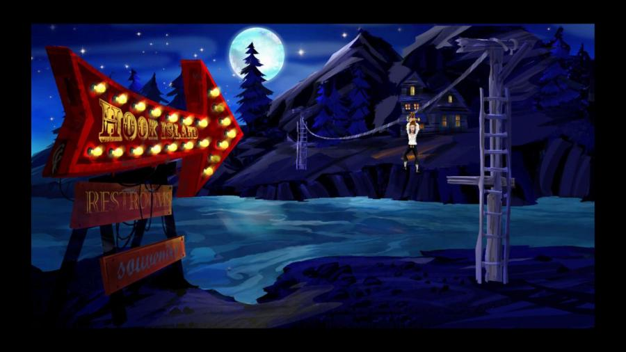 The Secret of Monkey Island - Special Edition Screenshot 8