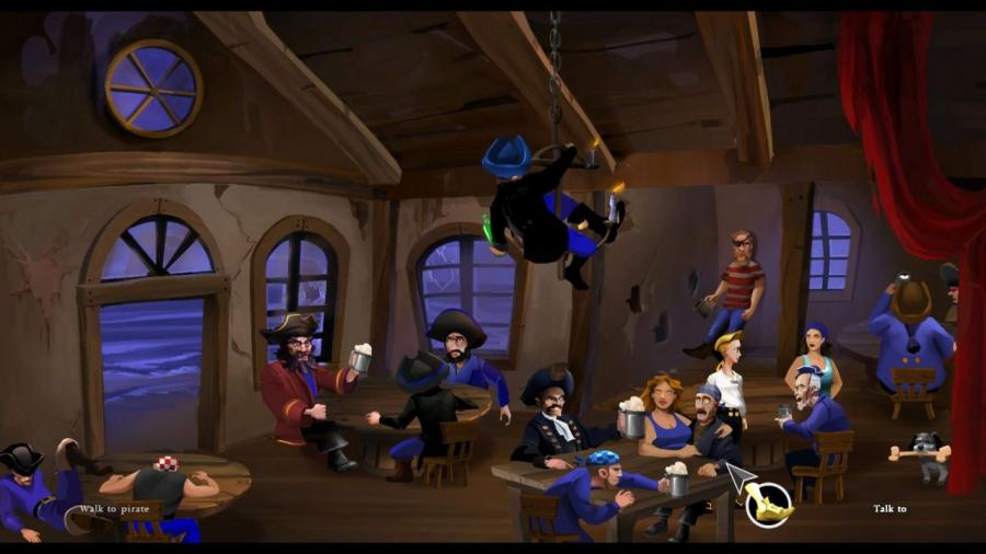 The Secret of Monkey Island - Special Edition Screenshot 2