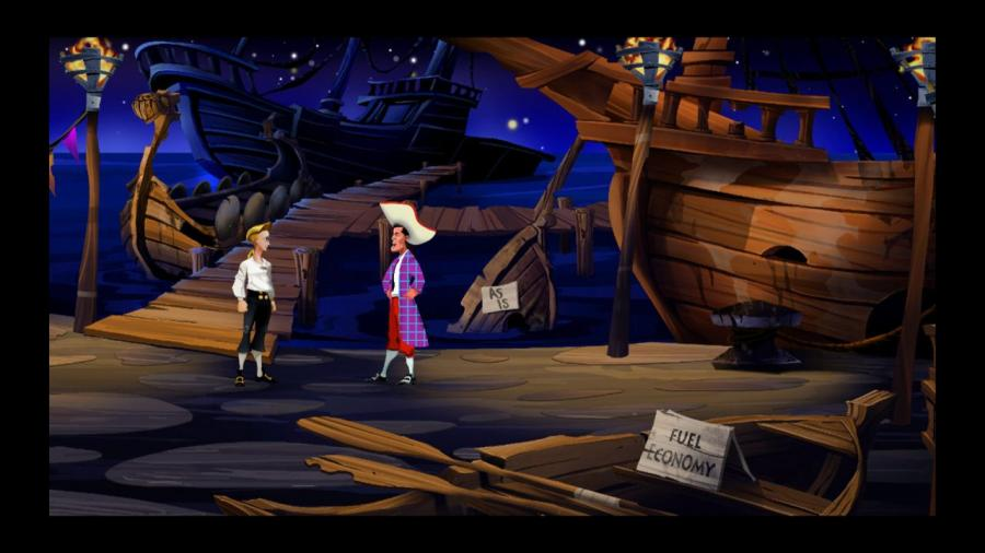 The Secret of Monkey Island - Special Edition Screenshot 5