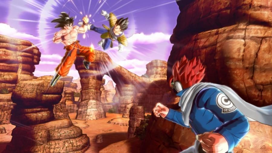 Dragon Ball Xenoverse - PS3 Download Code Screenshot 8