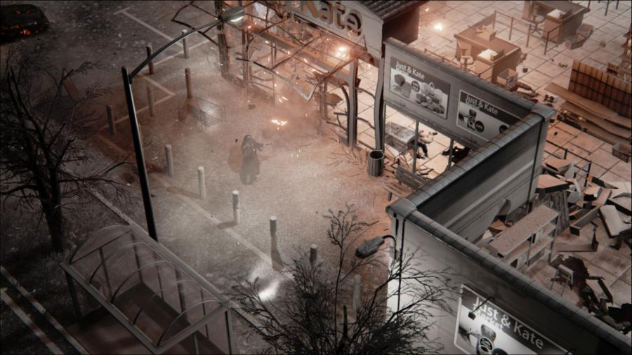 Hatred Screenshot 4