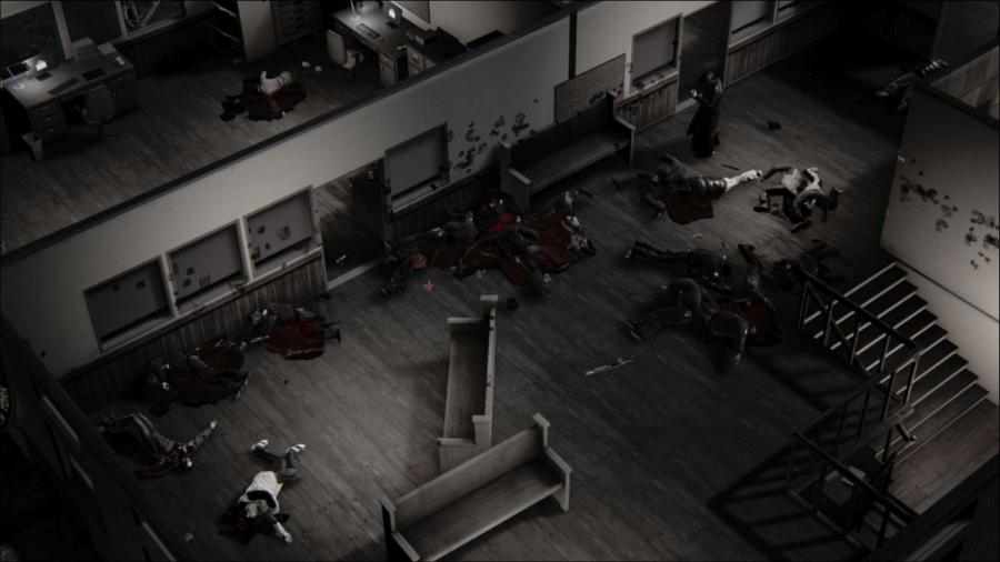 Hatred Screenshot 1