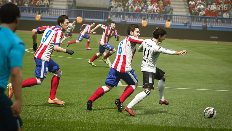 FIFA 16 Screenshot 5