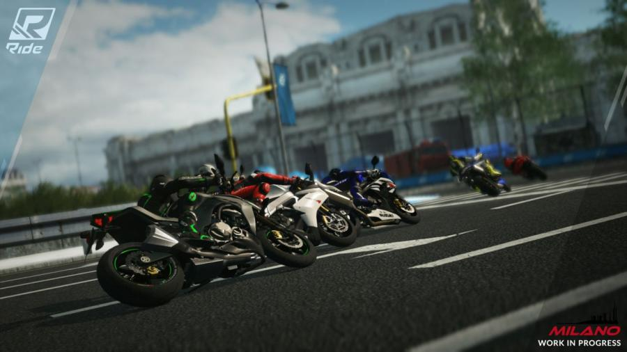 Ride Screenshot 2