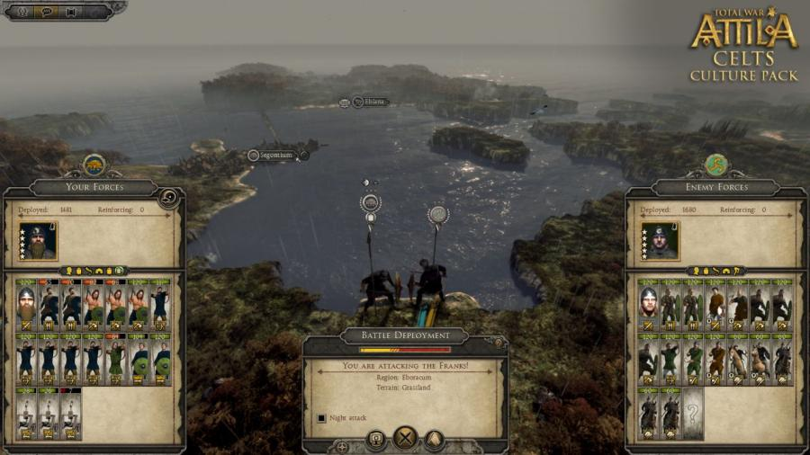 Total War Attila - Celts Culture Pack (DLC) Screenshot 1