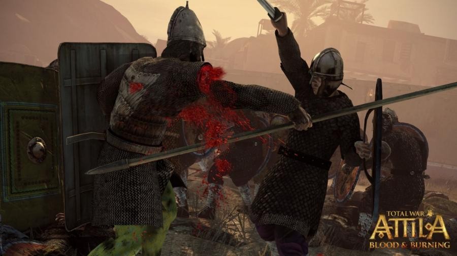 Total War Attila - Blood and Burning DLC Screenshot 6