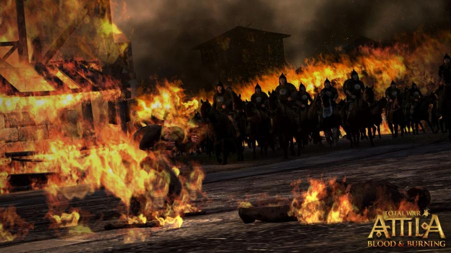 Total War Attila - Blood and Burning DLC Screenshot 3