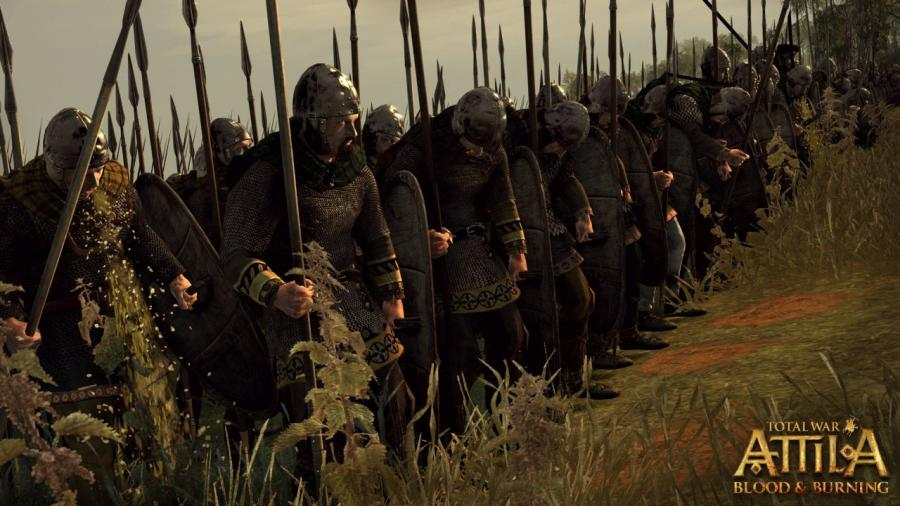 Total War Attila - Blood and Burning DLC Screenshot 4