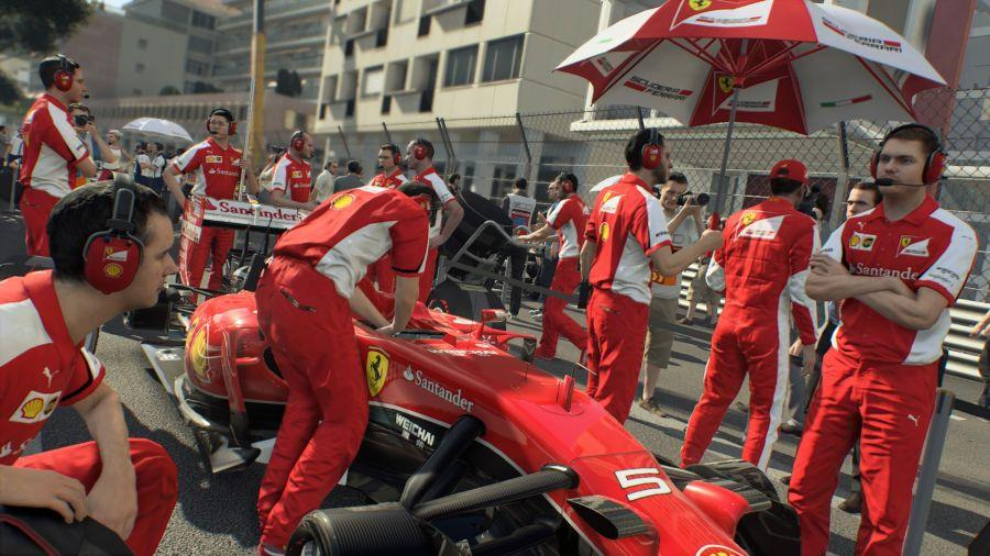 F1 2015 (Formula One) Screenshot 8