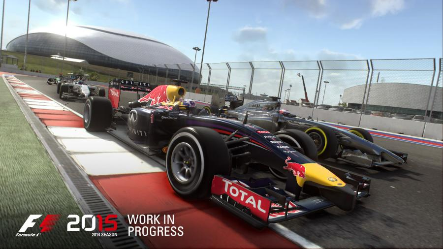 F1 2015 (Formula One) Screenshot 5