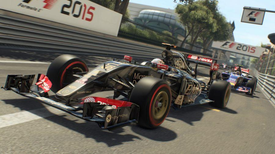 F1 2015 (Formula One) Screenshot 7