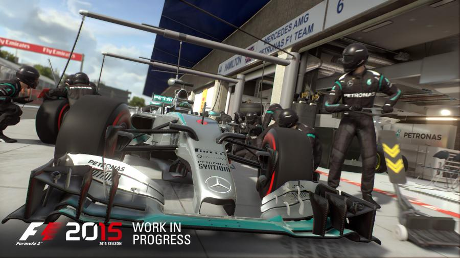 F1 2015 (Formula One) Screenshot 2