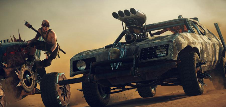Mad Max Screenshot 4