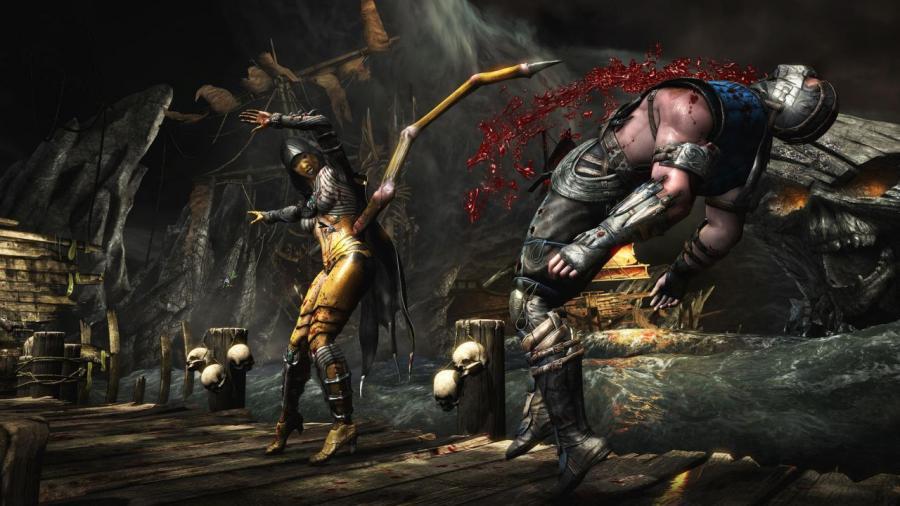 Descarga De Xbox One Mortal Kombat :: velaveled ga