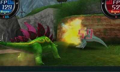 Fossil Fighters Frontier - 3DS Screenshot 6